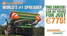 amazone  spreader finance