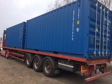 New 20ft Shipping Containers