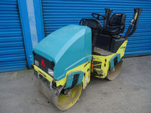 2013 Ammann ARX12 Twin Drum Rol