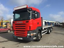 Scania R420 6x2 26 ton With Dra