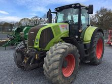 Claas Axion 820 C Matic