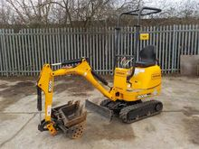 MICRO DIGGER JCB 8008 2016 ONLY
