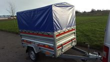 Single axle trailer - NEW