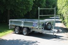 New LM105 Ifor Williams Flatbed