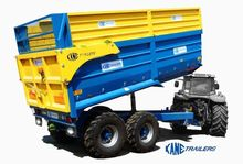 Used Kane Trailers D