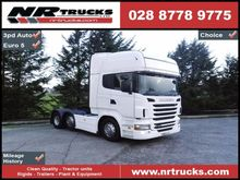 Used 2013 Scania R S