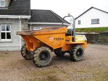 2005 benford terex 6 ton dumper