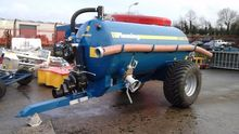 Fleming 1100 gallon slurry tank