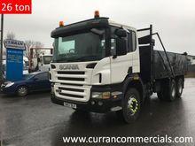 Scania P Series 340 6x4 26 ton