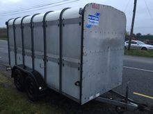 Ifor Williams 12x6 - Fully Serv