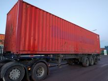 40 ft Container High Cube Secur