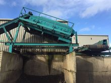 Powerscreen Warrior 1400 Screen
