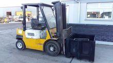 Halla Forklift tractor truck pl