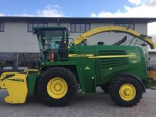 Used John Deere Self