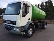 DAF LF55 220 Tanker