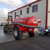 1300 GALLON MCMC TANKER. NOW IN