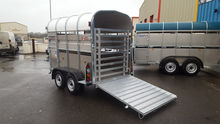 NEW NUGENT LIVESTOCK TRAILERS N