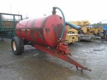 Connor 1350 Gallon Slurry Tanke