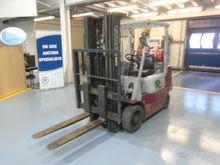 Halla LF30C Gas Forklift C/W Fo