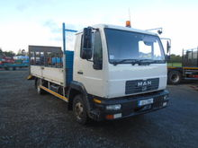 2003 Man L2000 8.85 Beavertail