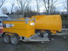 western 2000 and 2200ltr fuel b