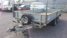 Ifor Williams Flat bed 14x6.6
