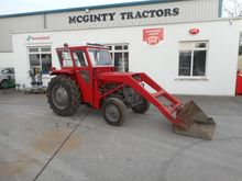 Massey Ferguson 135 With Loader