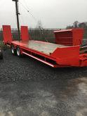 Used Low loader Trai