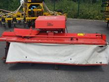 Kuhn front mounted mower