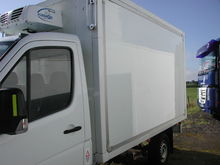 Used LORRY BODY TRUC