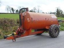 Abbey 1100 Gallon Tanker
