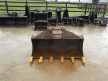 5FT Ditching Bucket 65mm Pins