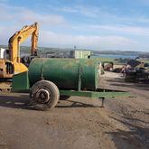 2 Diesel Bowsers 250 Gallon and