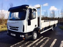 LOW MILAGE 2011 IVECO 7.5 TONNE