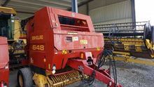 Used HOLLAND 648 BAL
