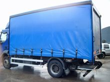 2012 16 ft curtainsider body