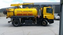 Suction Tanker for Sale