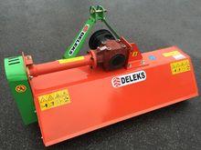 130cm Deleks 'Lince' Flail Mowe