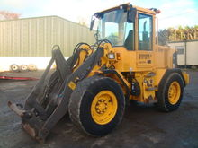 Volvo L50E, full continental sp