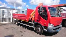 7.5 ton Curtainsider - For Hire