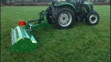 7ft verge/hedge flail mower