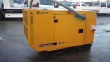 2013 Aksa 20kva generator 400/2