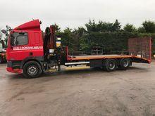 Truck Mounted Hiab Crane