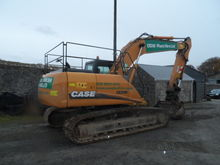 Used 2010 CASE CX210