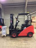 New EP Electric Forklifts for S