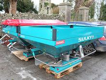 NEW Sulky DX20 FERT SPREADER