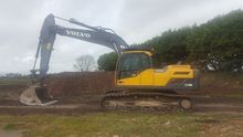 VOLVO EC220DL Excavator 2013