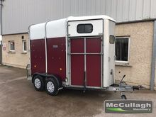 Ifor Williams HB505 Horsebox