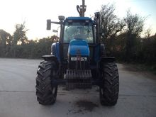 1999 New holland Ts115 4wd 2dr