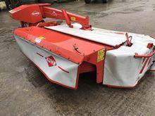 Used KUHN 9ft mower